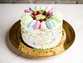 Детска торта Дъга