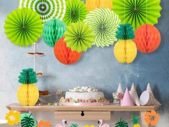 Хавайски комплект за парти украса