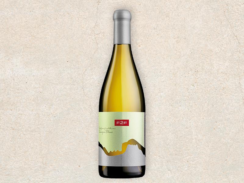 Sauvignon Blanc F2F, New Bloom Winery