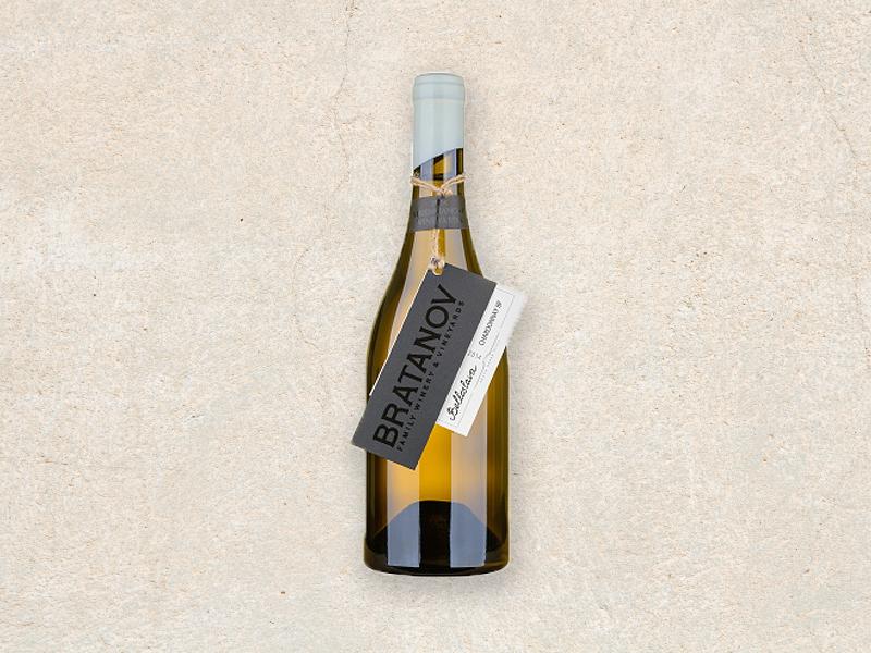Chardonnay Beloslava, Bratanov Family Winery