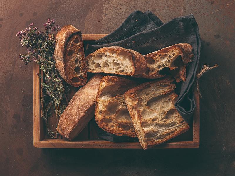 Кристален хляб